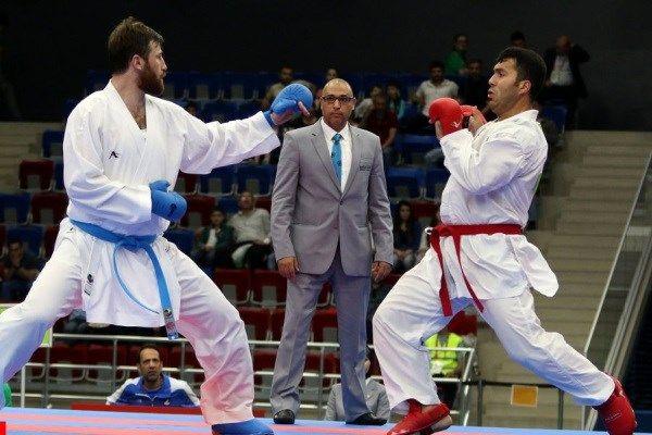 بازگشت مدال آوران لیگ جهانی کاراته