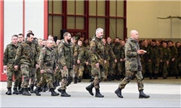ارتش آلمان وارد سوریه شد