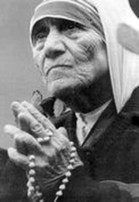 مادر ترزا؛روح مغموم و بزرگ