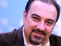 برزو ارجمند تولد فرهاد قائمیان را تبریک گفت /عکس