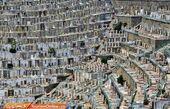 تصاویر   قبرستانهای عمودی جاذبه جدید گردشگری شرق آسیا!