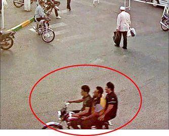 پلیس در تعقیب موتورسواری که طلبه مشهدی را پشت فرمان پیکانش کشت