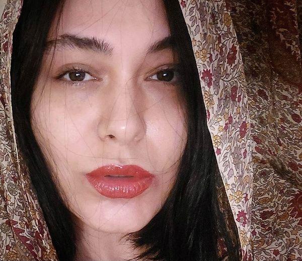 سانیا سالاری با ظاهری متفاوت + عکس