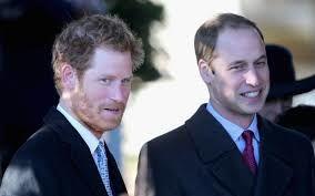 شاهزادههای دربار انگلستان در کنار همسرانشان /عکس