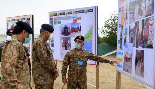بررسی فرآیند حصارکشی نوار مرزی با ایران در پاکستان