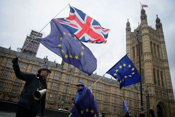 آمادگی وزرای انگلیس برای خروج بدون توافق از اتحادیه اروپا