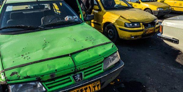 خط تولید شبانه خودروسازان برای نوسازی تاکسیها