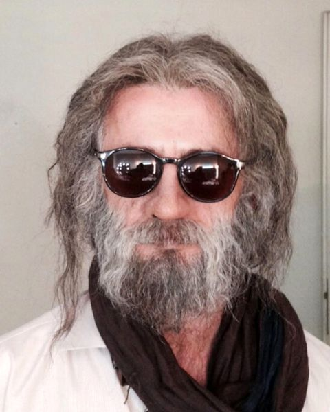 گریم پیرمردی و خیلی متفاوت امین حیایی+عکس