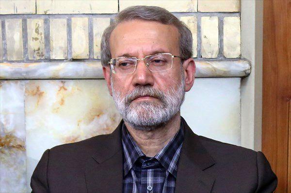 لاریجانی سخنرانی کرج را لغو کرد