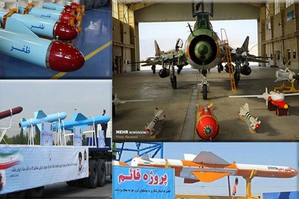 افزایش بیش از ۲ برابری «برد» موشکهای کروز هواپایه ایران