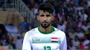 بشار رسن: امیدوارم در فینال با ایران بازی کنیم