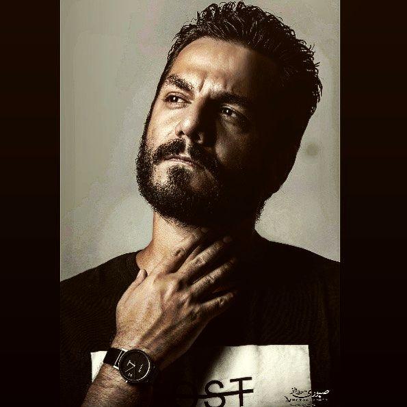 پند عباس غزالی برای هوادارانش+عکس