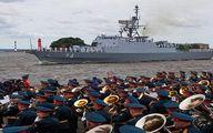 رکوردشکنی ناوگان نیروی دریایی ایران تا سنپترزبورگ