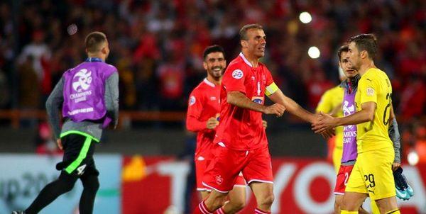 حسینی، بیرانوند و علیپور 3 بازیکن کلیدی پرسپولیس در فینال از نگاه AFC