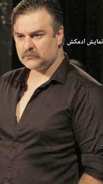 مجید سعیدی در آدمکش + عکس