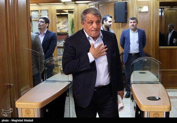 بازی اعضای شورای تهران با محسن هاشمی رفسنجانی