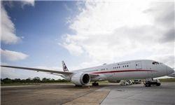 تحریم یک شرکت هواپیمایی دیگر