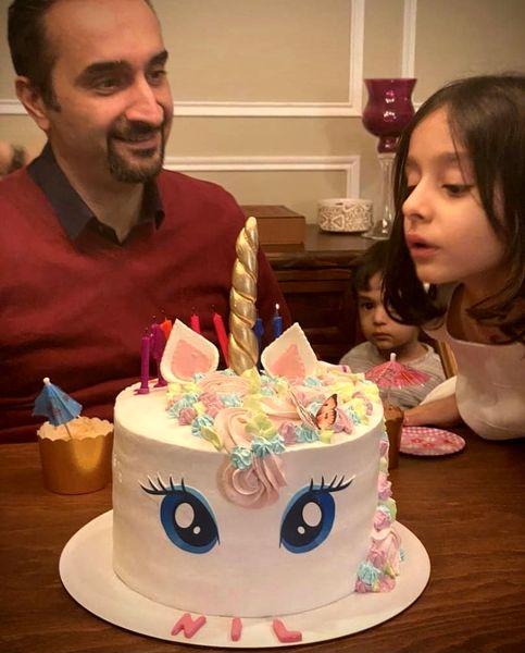 تولد دختر مجری مشهور + عکس