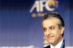 حمایت رییس AFC ازجعل نام خلیج فارس توسط اماراتیها!