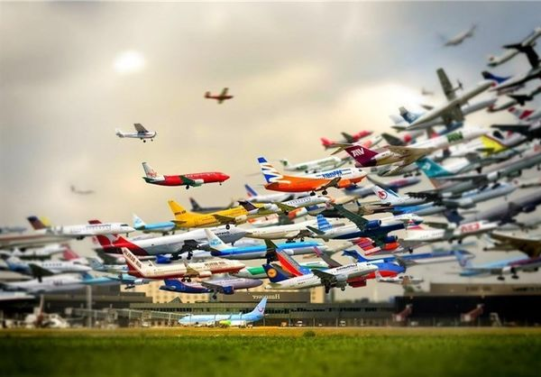 بلیت پرواز تهران-کیش ۱ میلیون تومان شد