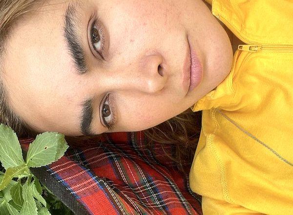سلفی جدید آنا نعمتی + عکس