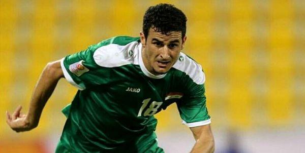 عذرخواهی ایمن حسین از باشگاه النفط به خاطر مذاکره با پرسپولیس!