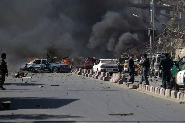انفجار انتحاری در کابل ۱۳ کشته و ۲۵ زخمی در پی داشت