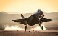 آمریکا بمب هستهای با جنگنده اف-۳۵ را پرتاب کرد+فیلم