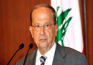 نظر میشل عون درباره تمدید ماموریت «یونیفل» در لبنان