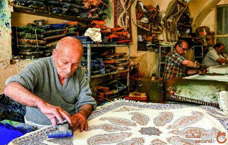 هنرهای اصفهان