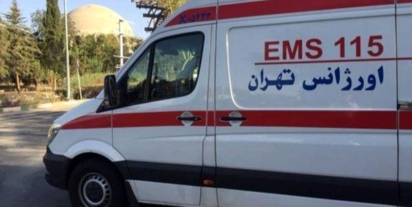 تمهیدات اورژانس تهران در راهپیمائی ۱۳ آبان