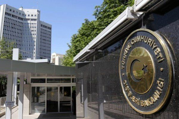 هیات ترکیهای با مقامات آمریکایی دیدار میکند