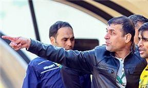 سرمربی استقلال خوزستان: خوش شانس بودیم که بردیم