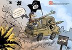 حمله داعش به کوبانی
