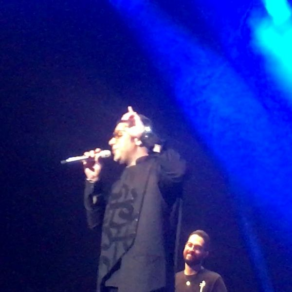 شقایق فراهانی در کنسرت دلنشینش