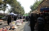 بازارچه امامزاده حسن به دلیل فرامنطقه ای بودن تعطیل شد
