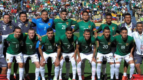بازیکنان غایب بولیوی مقابل ایران