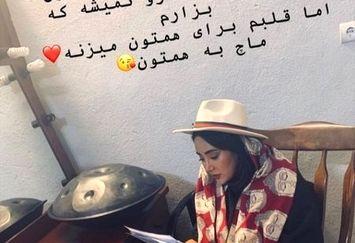 تمرین سخت بهاره افشاری برای تئاتر جدیدش+عکس