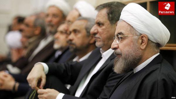 دولت رسما تعطیل شد!/ دستاورد منفی نامزدی جهانگیری برای روحانی
