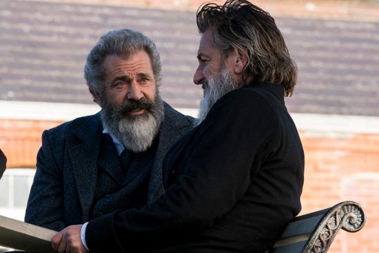 شان پن و مل گیبسون در یک فیلم پرحاشیه