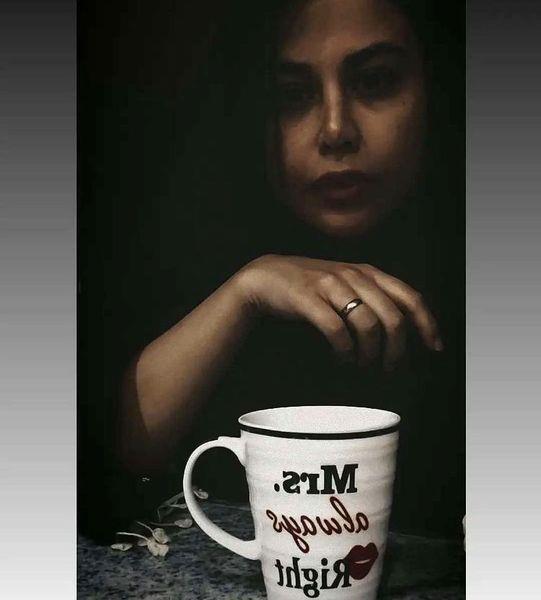 عکس جدید یاسمینا باهر