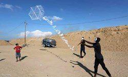 حمله به غزه به خاطر بادبادکهای آتشزا به صلاح نیست