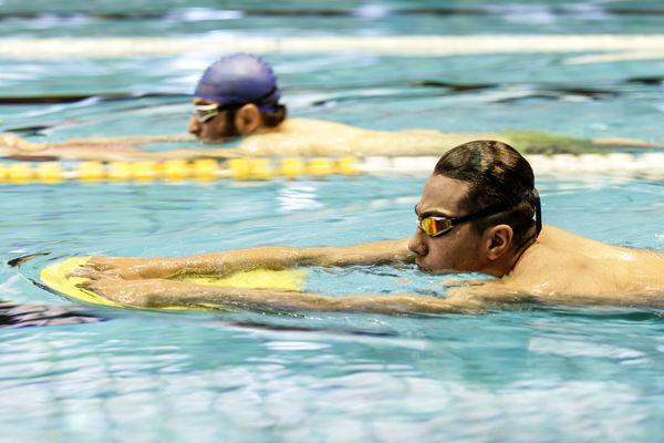 ناکامی شناگر ایران از راهیابی به فینال