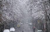 هشدار! برف و باران جادههای کشور را سپیدپوش میکند