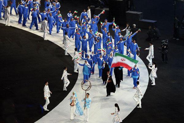 پرچمدار کاروان ورزش ایران در بازیهای آسیایی انتخاب شد