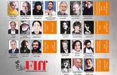نوید محمدزاده و نرگس آبیار در ترکیب داوران جشنواره جهانی فجر