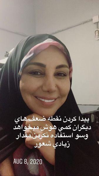 ظاهر متفاوت بهنوش بختیاری + عکس