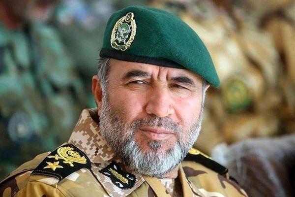 فرمانده نزاجا از مناطق مرزی شمال شرق بازدید کرد