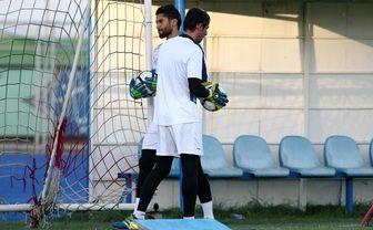 رحمتی- حسینی، رقابت در حد تیم ملی