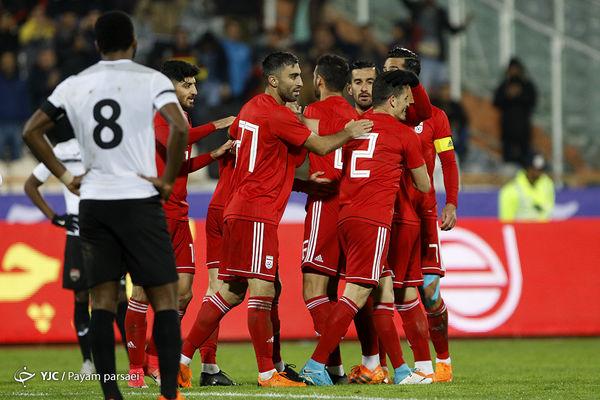 ۵ گزینه احتمالی تیم ملی فوتبال ایران برای برگزاری بازی دوستانه کدام کشورها هستند؟